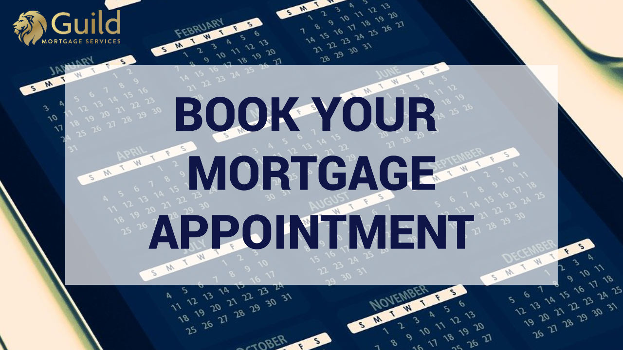 Book Your Mortgage Appointment